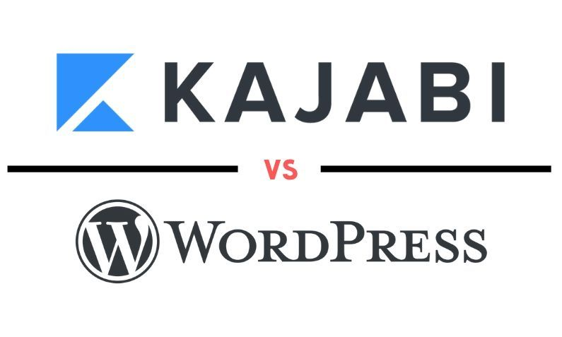 Kajabi Vs WordPress 2019